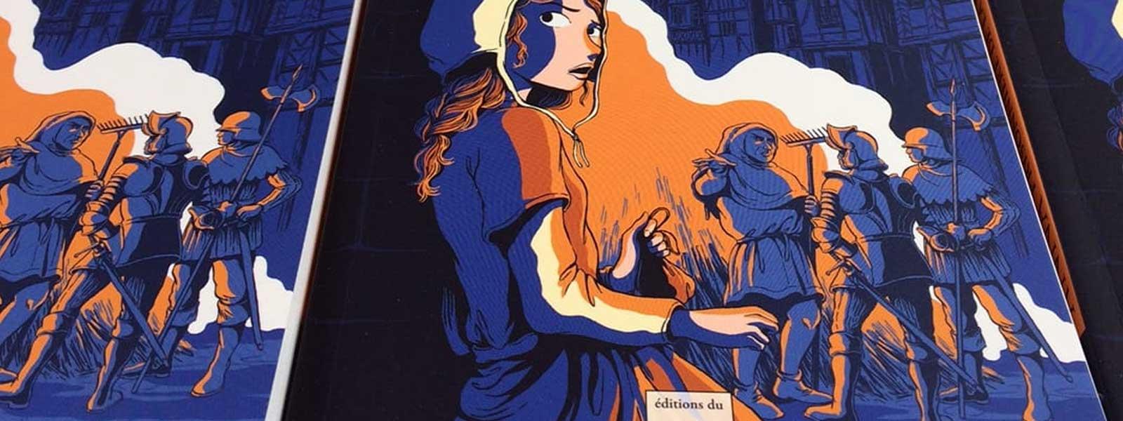 Anna, prisonnière de la peste